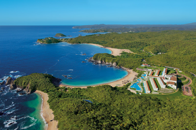 The Perfect Destination: Huatulco, Mexico article photo