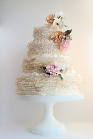 Wedding Cakes What S Trending For 2013 Project Wedding