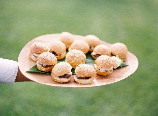 hamburguer casamento
